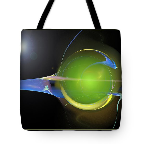The Orb Tote Bag