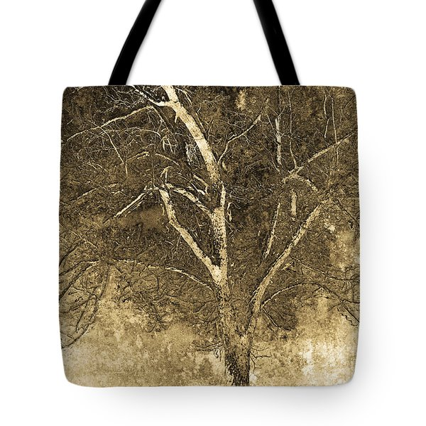 The Orchard Way Tote Bag by Ron Jones