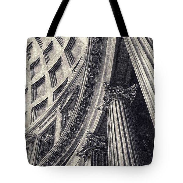 The Pantheon Tote Bag by Norman Bean