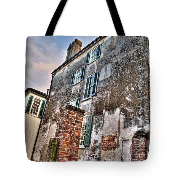 The Past Revealed Tote Bag