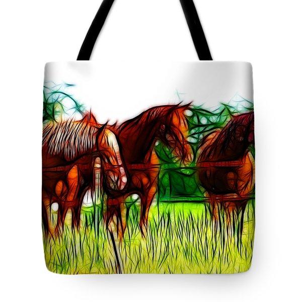 The Pasture Tote Bag