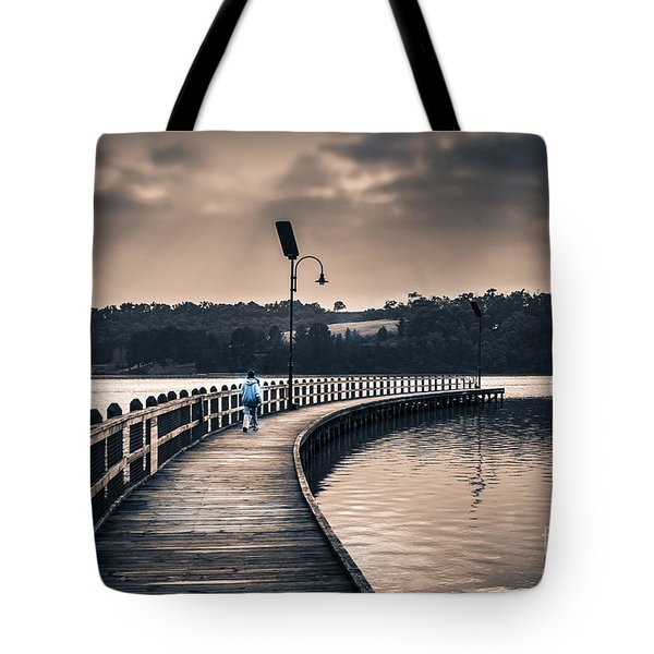 The Peir Tote Bag