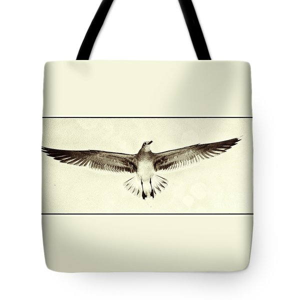 Tote Bag featuring the photograph The Perfect Wing by Jim Moore