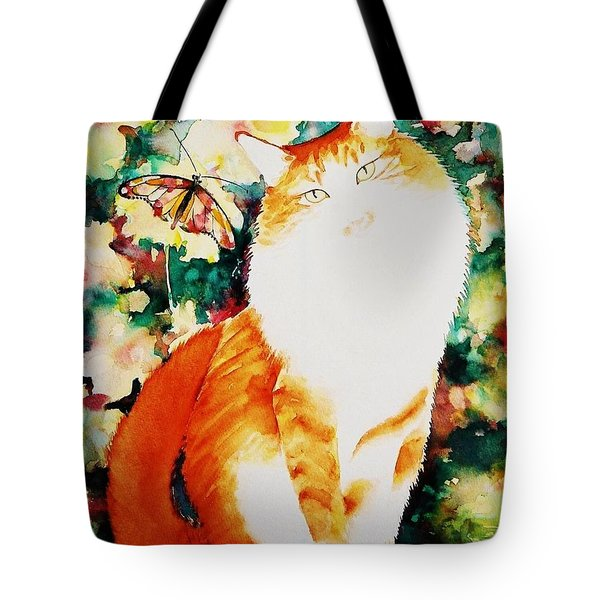 The Persian Boy Tote Bag