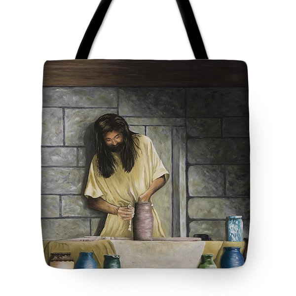 The Potter's House Tote Bag
