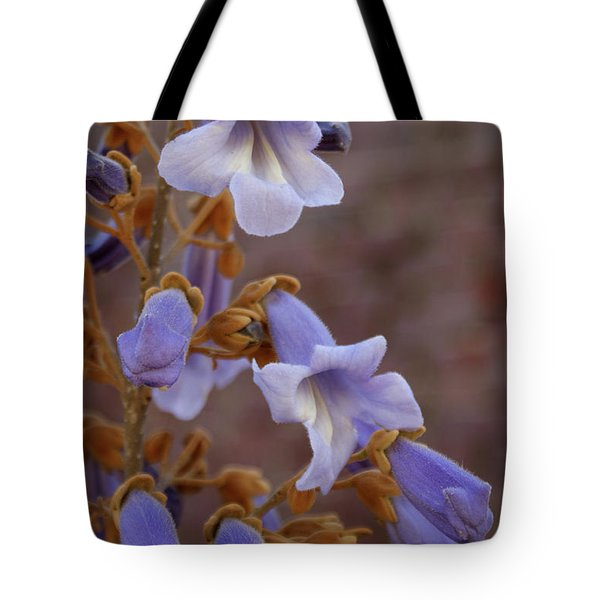 Tote Bag featuring the photograph The Princess Flower by Paul Mashburn