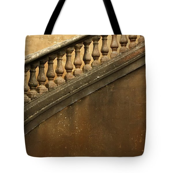The Queen's Staircase Tote Bag