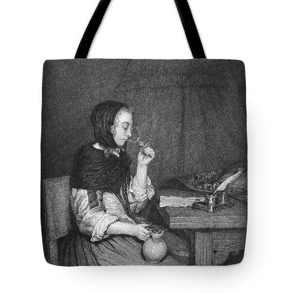 The Refreshment, 19th Cent Tote Bag by Granger