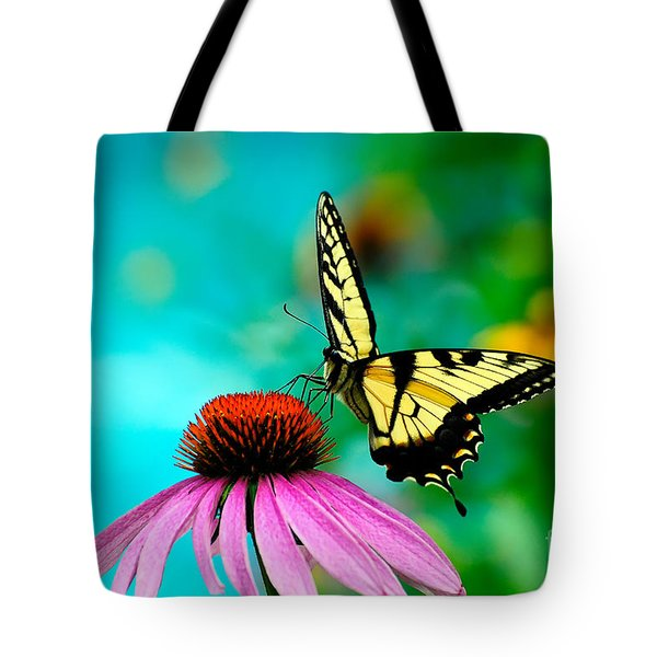 The Return Tote Bag by Lois Bryan