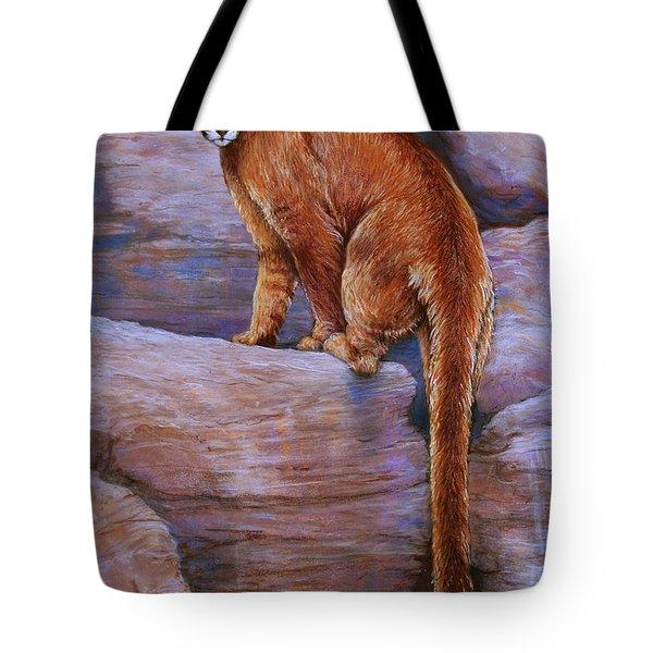 The Return Tote Bag by Tanja Ware