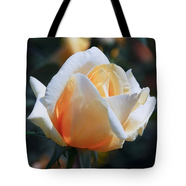 Tote Bag featuring the photograph The Rose by Fotosas Photography