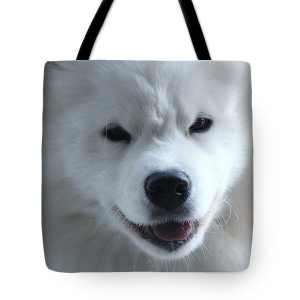Smile Of The Arctic Life Tote Bag
