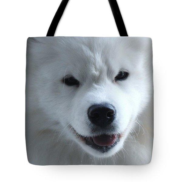 The Samoyed Tote Bag