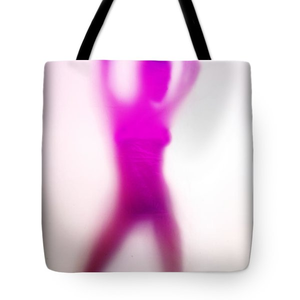Tote Bag featuring the photograph The Screening Room IIi by Clayton Bruster