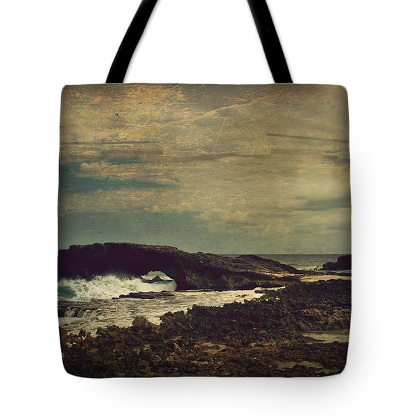 The Sea Tote Bag by Laurie Search