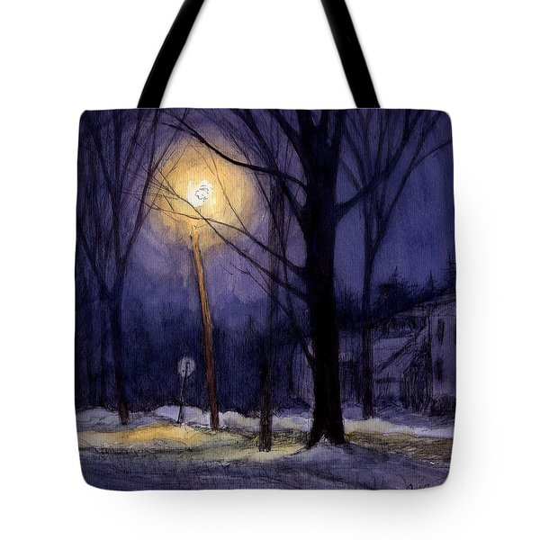 The Sentinal Tote Bag by Arthur Barnes