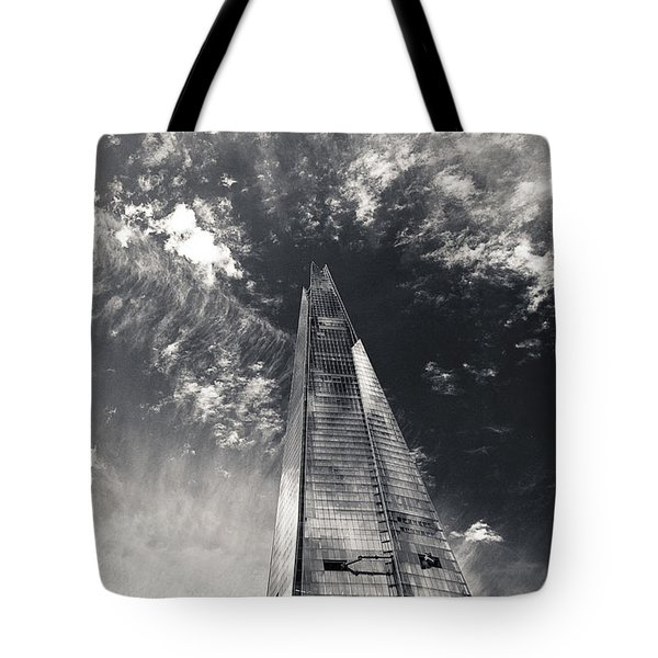 The Shard And London Bridge Tote Bag