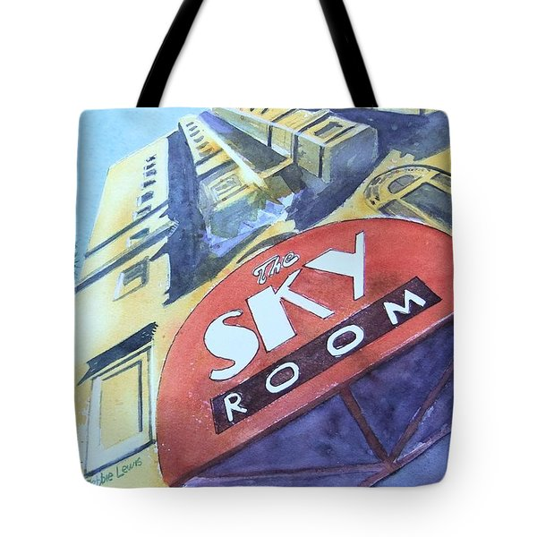 The Sky Room Tote Bag