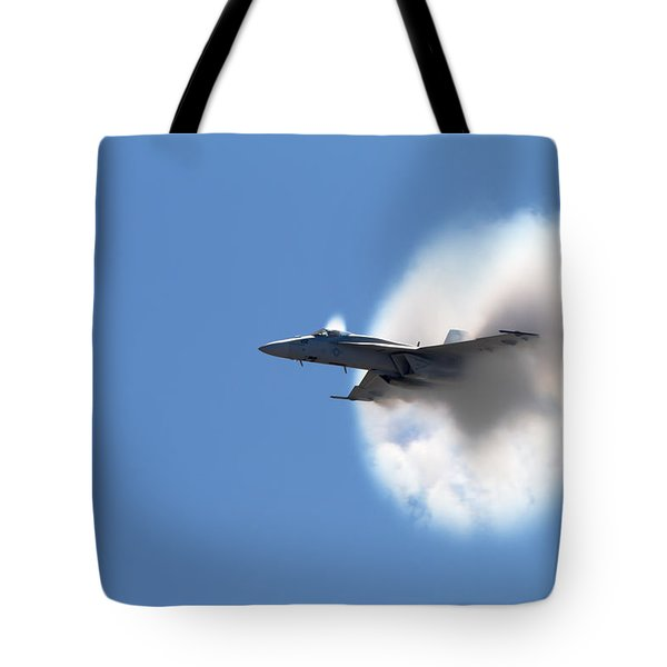 The Speed Of Wow Tote Bag