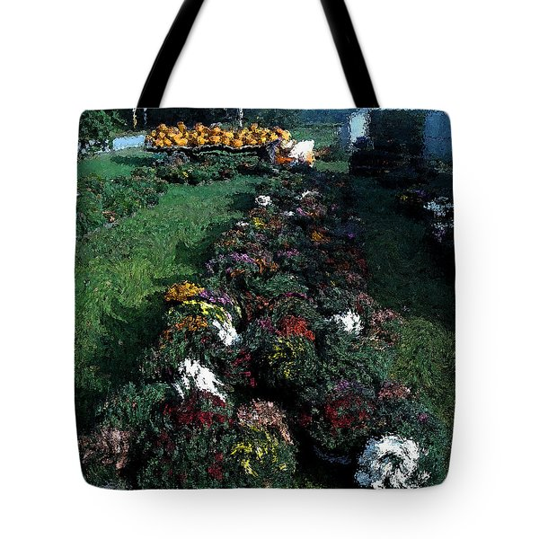 The Stand In Autumn Tote Bag