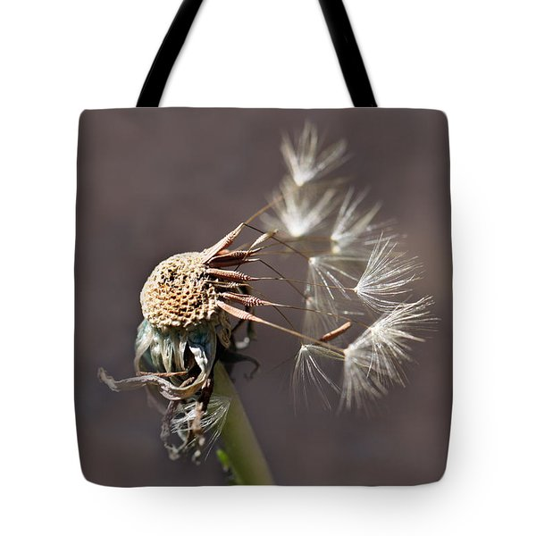 Tote Bag featuring the photograph The Struggle by Marion Cullen