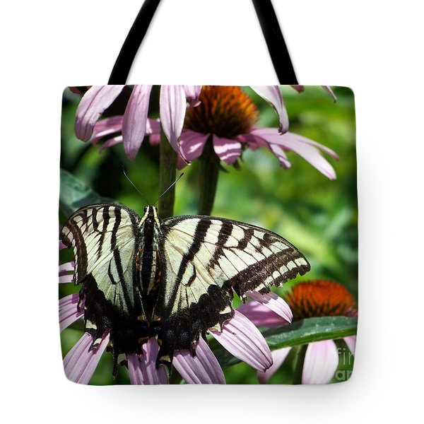 The Survivor Tote Bag by Dorrene BrownButterfield