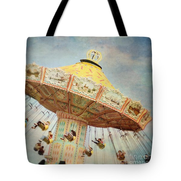The Swings Tote Bag