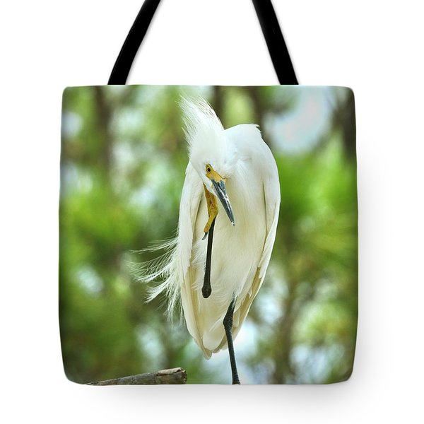 The Thinker Tote Bag by Rick Frost