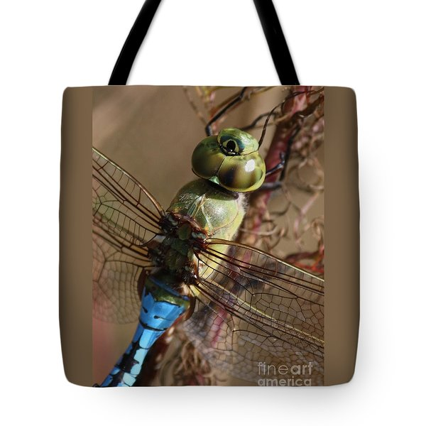 The Thorax Tote Bag by Carol Groenen