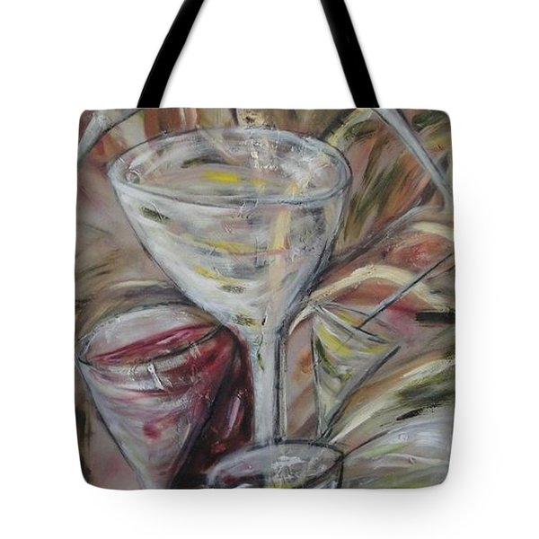 The Winetoast Tote Bag