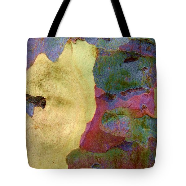 The True Colors Of A Tree Tote Bag by Robert Margetts