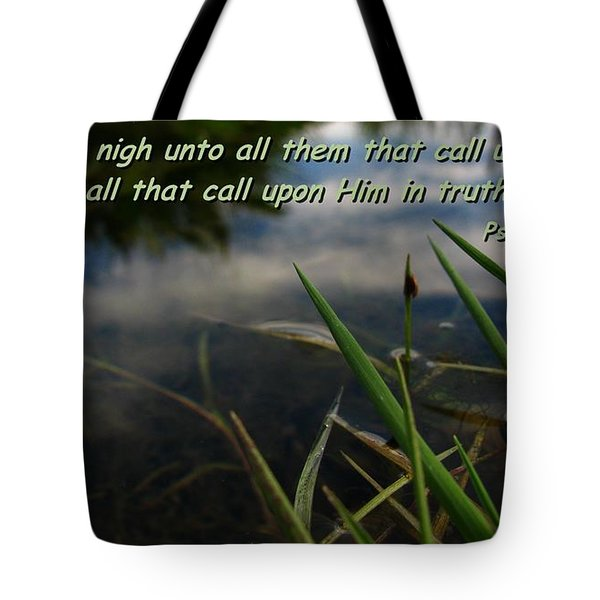 The Truth Factor Tote Bag