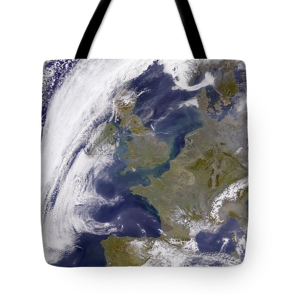 The United Kingdom Tote Bag by Stocktrek Images