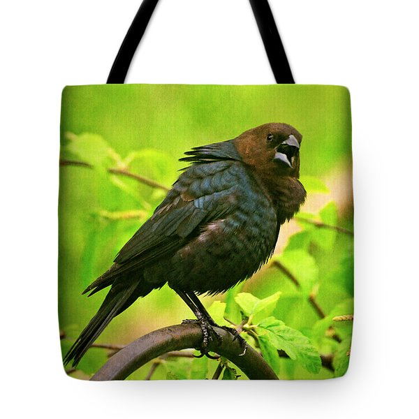 The Usurper Tote Bag by Lois Bryan