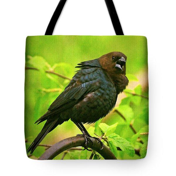 The Usurper Tote Bag