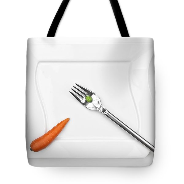 The Vegetables Tote Bag by Joana Kruse