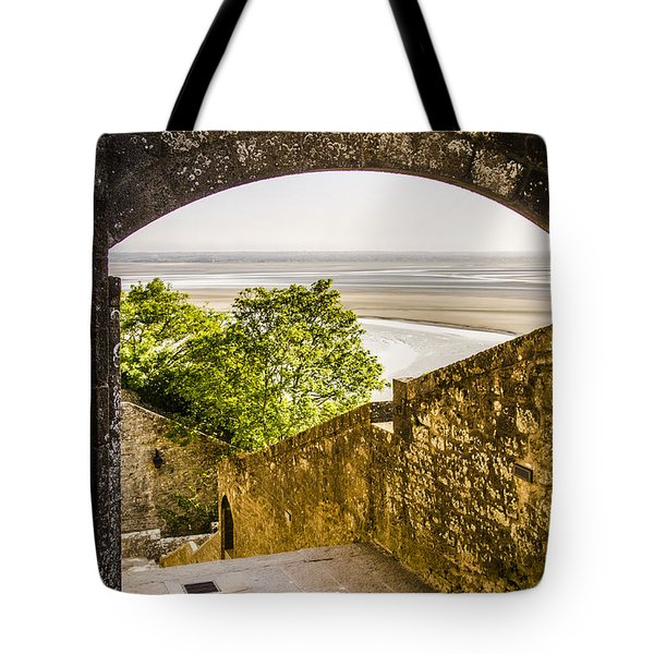 The View Tote Bag by Marta Cavazos-Hernandez