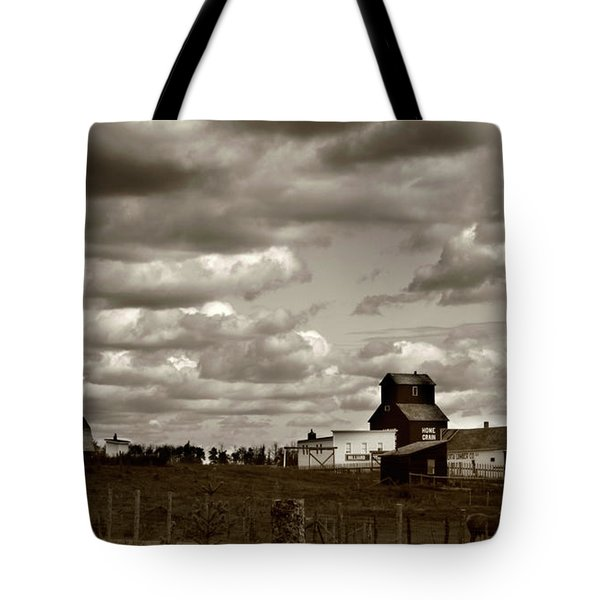 The Village Tote Bag by Jerry Cordeiro