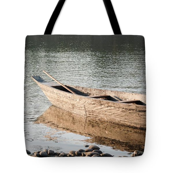 Tote Bag featuring the photograph The Wait by Fotosas Photography