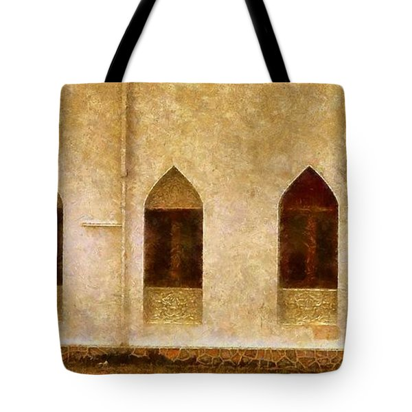 The Waiting Tote Bag