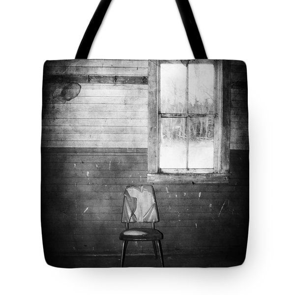The Wallflowers Seat  Tote Bag by Jerry Cordeiro