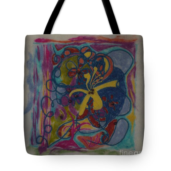 The Way Of The World Tote Bag by Heather Hennick