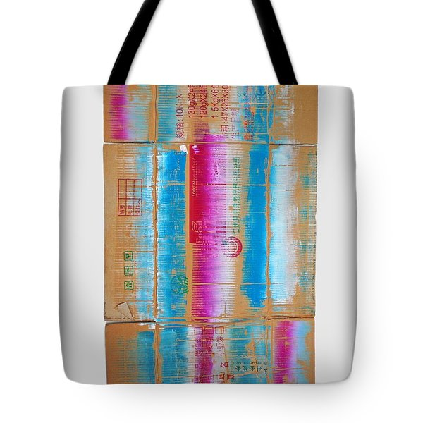 The Way We Live Now Tote Bag