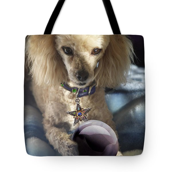 The Wizard Of Dogs Tote Bag