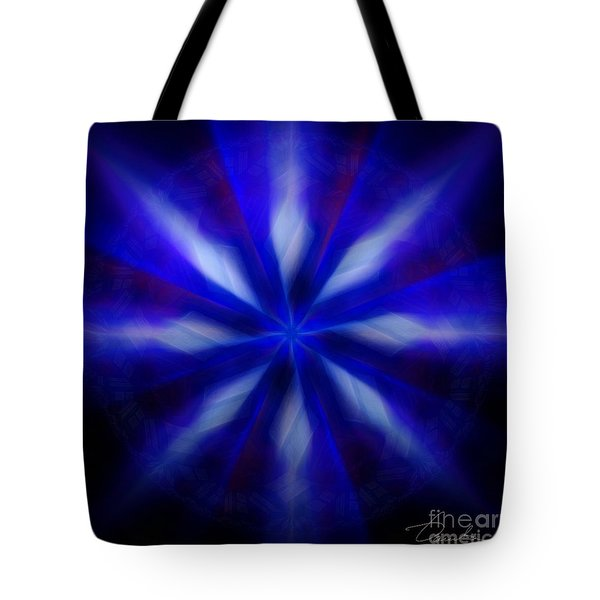 The Wizards Streams Tote Bag by Danuta Bennett