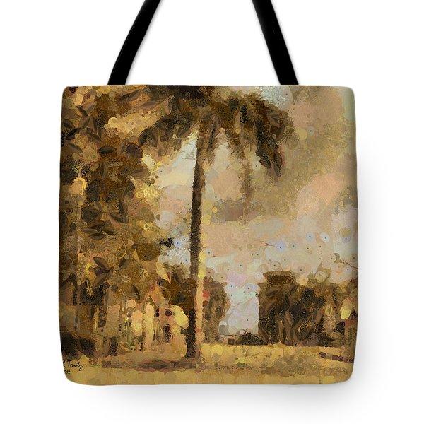 The Wonder Of Fort Pierce Tote Bag