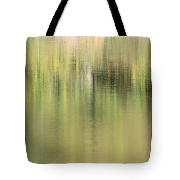 Tote Bag featuring the photograph The Woods by Penny Meyers