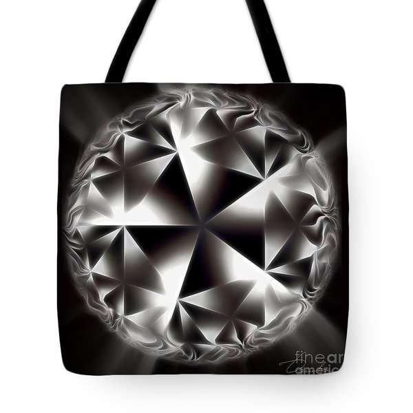 The World Of Alien Tote Bag by Danuta Bennett