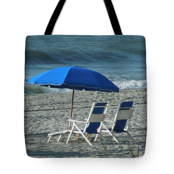 These Chairs Are Calling Your Name Tote Bag