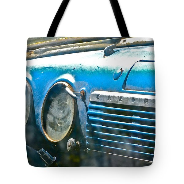 They Both Still Run Tote Bag by Bill Owen